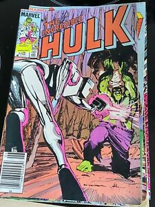 The Incredible HULK #296 June -Marvel Comics- In Good Quality Condition