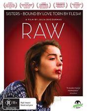 Raw (Blu-ray, 2017) Includes Australian Special Edition Slipcase. Free Postage