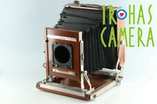 Deardorff 8x10 Wood Field Large Format Film Camera #27695 G1
