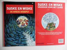 Suske en Wiske nr 348 EERSTE DRUK  Juni  2019