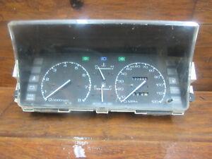 Chevrolet Spectrum, Isuzu I-Mark, 1985 - 1988, Speedometer - Cluster - With Tach
