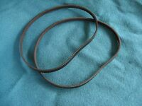 2 NEW DRIVE BELTS MADE IN THE USA FOR RIKON BAND SAW MODEL 10-325 BAND SAW
