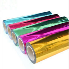Multi-color Metallic HTV Cutting Vinyl Heat Transfer Vinyl Garment Textile