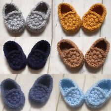 f722aa59654d4 Knitted/Crocheted Baby Shoes for sale | eBay