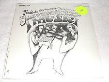"""Felix Ayo/I Musici """"Mendelssohn, Schubert"""" 1960's LP, SEALED!, Philips, Stereo"""