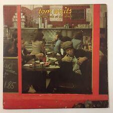 Tom Waits Nighthawks At The Diner Vinyl 2 LP Asylum Records 7E 2008 PRC VG+/VG+