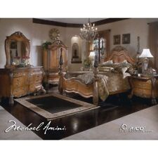 AICO by Michael Amini Eden Series 5PC king size bedroom set