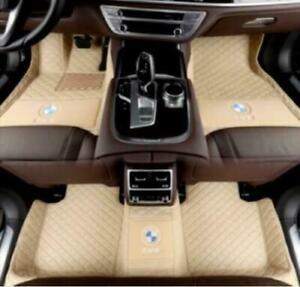 Fit For BMW 335i 328i 320i 330i 325i 528i 535i X1 X2 X3 X4 X5 X6 Car Floor Mats