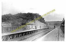Probus & Ladock Railway Station Photo. Grampound Road - Truro. GWR, (1)