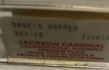 Jackson Flys Dave's Hopper 061-10 Box Of 15