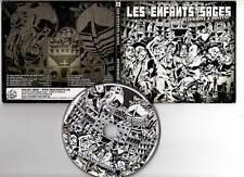 """LES ENFANTS SAGES """"Déterminé & Obstiné"""" (CD Digipack) 2013"""