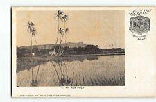 "UDB ""Aloha Nui"" Island Curio STORE B/W Series #B 63 Waikiki Hawaii Postcard -H7"