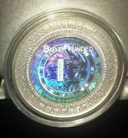 Unfunded/no loaded value - LEALANA 2013 .50 ser 2 - like bit coin CASASCIUS