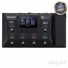 ZOOM Multi Effekte Prozessor G6 10.9cm Touch Screen Gitarre Audio Equipment