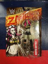 Mattel WWE Zombies Sasha Banks Action Figure 2016