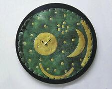 Uhr Astrologie Astronomie keltische Himmelsscheibe Nebra Wanduhr Sonne Sterne