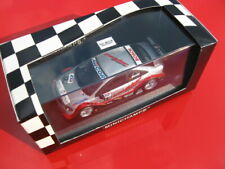 Opel Astra V8 Coupe DTM 2000 Team Irmscher C.Menzel #12  Minichamps 1:43