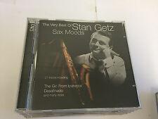 Stan Getz - Sax Moods: The Very Best of Stan Getz - Stan Getz CD 2 CD