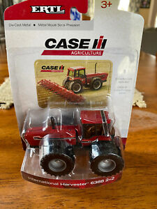 IH 6388 2+2 Tractor 1/64th ERTL 2009 INTERNATIONAL HARVESTER 2+2 Toy Tractor