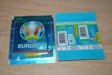 "Panini Euro 2020: ""No Preview"" 1 unopened packet / tuten / bustine / sobre Rare"