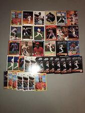 Ozzie Smith Lot of 37 Cardinals 18 Different Cards Base