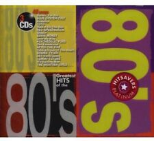 Various Artists - 3 Pak: Greatest Hits of the 80's / Various [New CD]