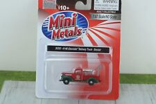 CMW Mini Metals 30393 41/46 Chevrolet Delivery Truck SINCLAIR  HO Scale 1:87