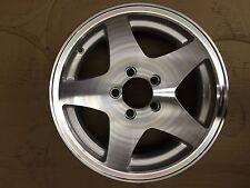 "(2) 14"" Aluminum 5 StarTrailer Rims Cargo Tires Wheels Utility"