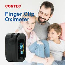 Oled Finger Pulse Oximeter Meter Spo2 Heart Rate Monitor Blood Oxygen Saturation