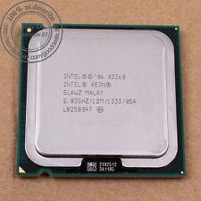 Intel Xeon X3360 - 2.83 GHz (BX80569X3360) LGA 775 SLB8X CPU Processor 1333 MHz