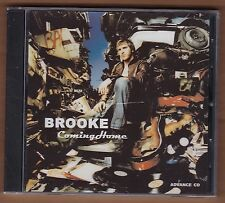 "BROOKE promo cd ""Coming Home"" 2003 Connoisseur NEW Sealed Advance CD 12 Tracks"