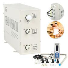 3KW Steam Generator Home Shower Sauna SPA  Baths with Panel Control