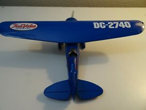 Ertl True Value Hardware Lockheed 1929 Air Express Air Plane Bank