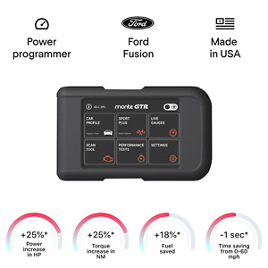 Ford Fusion smart tuning chip power programmer performance tuner OBD2