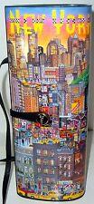 Lutci New York Magazine Clutch Purse Anna Silvey Handbag Pocketbook Manhattan