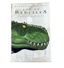 New ListingAge of Reptiles : Tribal Warfare by Ricardo Delgado 1996 Tpb (has stained cover)