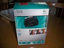 Logitech C525 Web Cam, new with Webcam Software v2.1