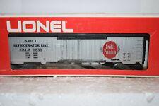 O Scale Trains Lionel Swift Premium Reefer 9855