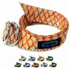 Wingo Belts Everyday Belts Artisan Durable Adjustable D-Ring Polyester Stylish