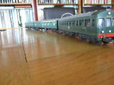 Triang Model Railway Train and Carriages