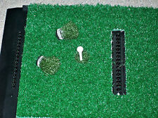 Optishot replacement teeing solution - eliminate the rubber tee holder