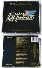 THE STEAMHAMMER COMPILATION The Future Of Metal Is Now / 22 Tracks .. 2-CD-Box