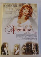 DVD ANGELIQUE ET LE ROY - Michèle MERCIER / Robert HOSSEIN - VOL 3