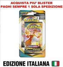POKEMON Spada e Scudo FIAMME OSCURE blister promo 2 bustine Celebration 14/08/20