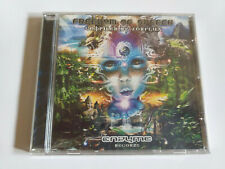 Freedom of Speech-CD enzimi Records PsyTrance Psichedelica Goa Trance