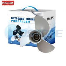 """Aluminum Propeller For Yamaha 6E5-45941-00-00 13x19 RH 13""""x19"""" Pitch"""