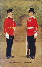 REGIMENT : The East Surrey Regiment-MCNEILL- GALE & POLDEN