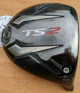 TITLEIST TS2 9.5 DEGREE Driver HEAD