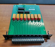 Crestron Cnxry-8 Relay Card for Y-Bus Expansion Slot with Phoenix Connectors
