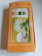 Vintage New NOS Matsuhato Brand Bunka Embroidery Kit Tokiwa Handicraft Co #913